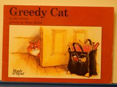 I think the structure of this book is awsome I think the ending of the cat eating the pepper is funny. Cowley, J. Shared Reading, Teacher Favorite Things, Story Time, This Book, Troll, Joy, Activities, Cats, Funny