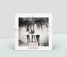 Album artwork and design for Berlin based singer-songwriter Case Van Duzer. #Illustration #collage #GraphicDesign #AlbumArtwork #music #CaseVanDuzer #Berlin #OsthafenRecords #SleeveDesign #HeidiAndreasen #heidi #andreasen