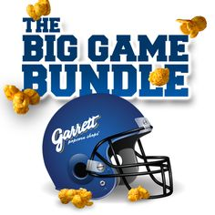 Make Great Taste Your Goal with our Big Game Bundles!