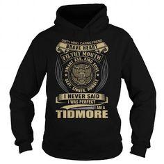 I Love TIDMORE T-Shirts