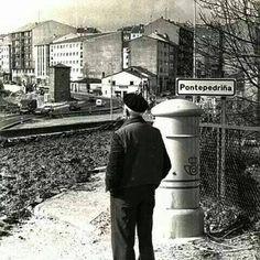 Fotos antiguas de Santiago Pontepedriña