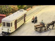 H0m Straßenbahn 1930 - De Passarel | Modellbahn