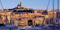 Les quartiers de Marseille