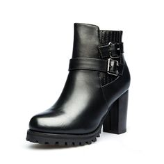 Women's Ankle Boots Side Zipper Lug Sole Flat Heel dress Boots By Btrada >>> Find out more details by clicking the image : Desert boots Dress With Boots, Dress And Heels, Desert Boots, Ankle Boots, Pairs, Zipper, Flat, Image, Fashion