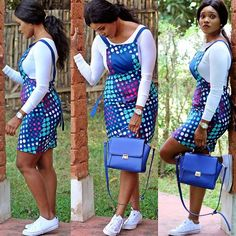 Need to add some colour to your wardrobe? Here are 70 Pictures of currently trending Ankara styles in We give Kudos to the exceptional stylists, and designers who put together these lovely pieces. Modern Ankara Styles in Vogue African Print Dress Designs, African Print Dresses, African Print Fashion, African Fashion Dresses, African Dress, African Prints, Ghanaian Fashion, Ankara Short Gown, Ankara Dress Styles