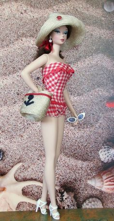 continental silkstone barbie