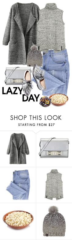 """""""Oh..."""" by hipster-bohemian ❤ liked on Polyvore featuring Proenza Schouler, Essie, Fat Face, UGG Australia and LazyDay"""
