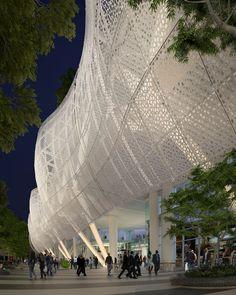 Transit Center Architecture « Transbay Center