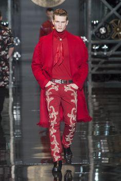 Versace | FW 2014 | Milano Moda Uomo