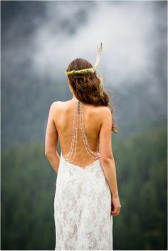 Bohemian Bridal Inspiration by J. M. Hunter Photography // see more on lemagnifiqueblog.com