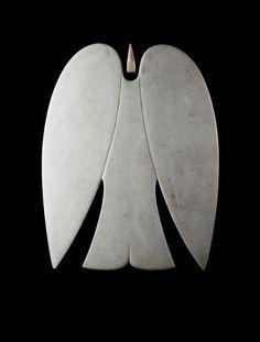 "François-Xavier LALANNE, Coffee table ""Marble Bird"" - 1978"