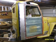 53 willys truck build - Pirate4x4.Com : 4x4 and Off-Road Forum