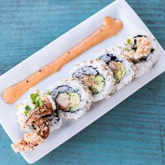 Is sushi healthy? Unhealthy? Both.