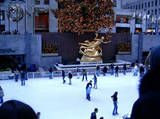 Ice skating at Rockefeller Center is an essential New York City winter experience. The rink was built in 1936, replacing the complex's original shopping concourse. Today, more than a quarter of a million skaters enjoy the Rockefeller Center rink every year from October through April.