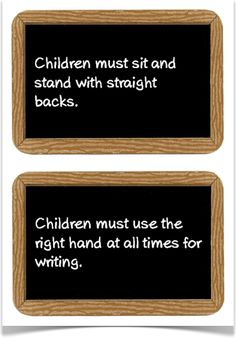 Victorian School Rules - Treetop Displays - A set of 20 A5 posters of chalkboard slates that show a range of school rules that would have been enforced in Victorian times. An excellent resource for discussion as well as engaging for children to compare modern and old times. Visit our website for more information and for other printable resources by clicking on the provided links. Designed by teachers for Early Years (EYFS), Key Stage 1 (KS1) and Key Stage 2 (KS2).