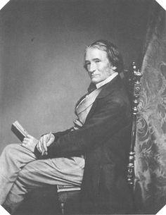 """Joseph Karl Stieler (1781-1858) war Maler und arbeitete von 1820 bis 1855 als Hofmaler des bayerischen Königs, für welchen er die Gemäldeserie """"Schönheitengalerie"""" anfertigte. Er malte hauptsächlich Porträts, u.a. von Johann Wolfgang von Goethe (1828) oder Ludwig van Beethoven (1820)."""