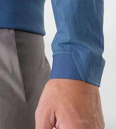 Необычные мужские рубашки в деталях