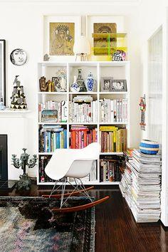 Un apartamento colorista en Melburne · A colorful apartment in Melbourne