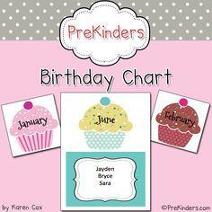 Birthday Crown and Certificate - PreKinders