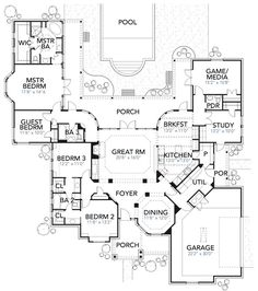 3000 Square Feet House Plans With Dimensions 2 500 Square Ft ...