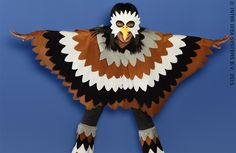 Des idées originales de jouets pour enfant. Cap d'aigle muticolore LATTJO #IKEABE