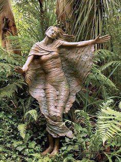 Jardin curioso de esculturas - Bruno Torfs