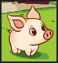 how to draw a simple pig http://www.dragoart.com/tuts/4882/1/1/how-to-draw-a-simple-pig.htm