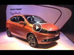 Tata Tigor Price in India, Review, Mileage & Videos   Smart Drive 26 Mar 2017
