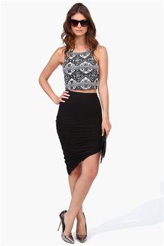 Shelby Skirt - Black