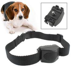 Anti Bark Dog Collar Waterproof Auto Vibration Barking Stopper (A101)