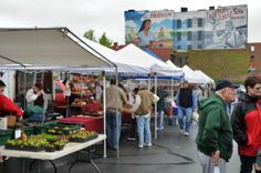 Troy Waterfront Farmers Market, Riverfront Park, Front Street, Troy, is the best, say readers in the Times Union's Best of the Capital Region 2014.