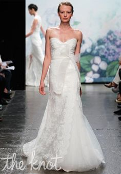 Monique Lhuillier Emma Wedding Dress - The Knot