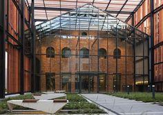 Małopolska Garden of Arts by Ingarden & Ewy Architects, Lancia TrendVisions