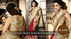Find the latest collections of Saree on Vessido - New Wedding Collection with wide range of Indian Wedding Sarees and Bridal Collection to make you look sensational in this wedding season. Shop Online Wedding Sarees, Latest Designer Sarees at our store Vessido #weddingsaree #designersaree #onlineshopping #bridal
