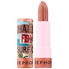 Tan Lines - Sephora Lipstick Lip Stories Collection Sephora Lipstick, Sephora Makeup, Matte Lipsticks, Drugstore Makeup, Makeup Brands, Clear Makeup Organizer, Makeup Organization, Lipstick Colors, Lip Colors