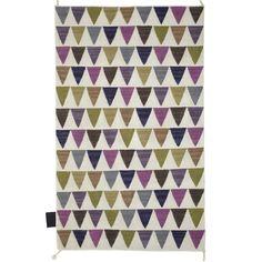 Mini Flag Oriental Carpet