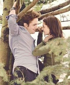 MY FAVORITE SCENE IN MY FAVORITE TWILIGHT MOVIE.  IT WAS BEAUTIFULLY SHOT.