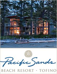 """My """"Me"""" getaway to Tofino, storm season, ocean front suite.  Perfect 2 days!!!"""