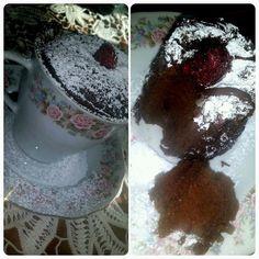 Le blog de Cata: Mug Cake au chocolat