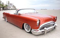 1954 Buick Kustom Built By Oz Kustoms