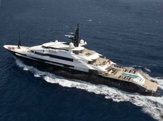 1. Steven Spielberg, Seven Seas Top Yachts for Top Celebrities http://shar.es/OGFou