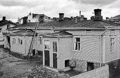 Tampere, Kuninkaankatu 44. Kuva: E.M. Staf. Tampereen museot.