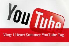I Heart Summer YouTube Tag