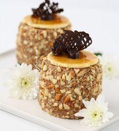 Bake in Paris: Daring Bakers' Dobos Torta