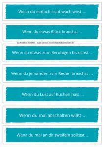 Deckblatt Mit Erklärungen Zum Wenn Buch Wenn Buch Gifts Ideas