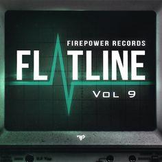 Flatline Vol. 9 EP Free Download Electronic Music, Trance, Techno, Logos, Free, Trance Music, Logo, Techno Music