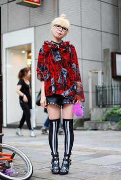 Harajuku - Street Style