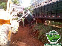 R a g news noticias : Acidente:Ponte desaba com caminhão que transportava bois para abate em Monte Negro,