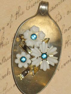 Spoon necklaces