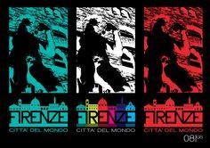 Concorso | Firenze City Brand | Un nuovo logo per la città di Firenze | Ente Banditore: Comune di Firenze | © XILOGRAPHIC
